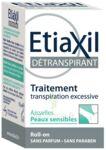 Acheter Etiaxil Aisselles Détranspirant peau sensibles Roll-on/15ml à SAINT-JEAN-DE-LIVERSAY