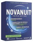 Acheter Novanuit Triple Action Comprimés B/30 à SAINT-JEAN-DE-LIVERSAY