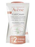 Avène Eau Thermale Cold Cream Duo Crème Mains 2x50ml à SAINT-JEAN-DE-LIVERSAY