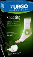 Urgo Strapping 8cm X 2,5m à SAINT-JEAN-DE-LIVERSAY