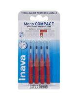 Inava Brossettes Mono-compact Rouge Iso 4 1,5mm à SAINT-JEAN-DE-LIVERSAY