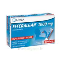 Efferalgan 1g Cappuccino Granules 8 Sachets à SAINT-JEAN-DE-LIVERSAY