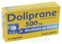 Doliprane 500 Mg Comprimés 2plq/8 (16) à SAINT-JEAN-DE-LIVERSAY