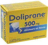 Doliprane 500 Mg Poudre Pour Solution Buvable En Sachet-dose B/12 à SAINT-JEAN-DE-LIVERSAY