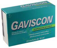 Gaviscon, Suspension Buvable En Sachet à SAINT-JEAN-DE-LIVERSAY