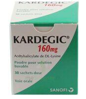 Kardegic 160 Mg, Poudre Pour Solution Buvable En Sachet à SAINT-JEAN-DE-LIVERSAY