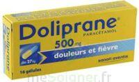 Doliprane 500 Mg Gélules B/16 à SAINT-JEAN-DE-LIVERSAY