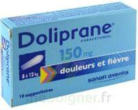 Doliprane 150 Mg Suppositoires 2plq/5 (10) à SAINT-JEAN-DE-LIVERSAY