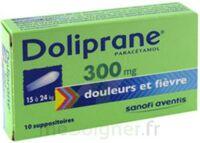 Doliprane 300 Mg Suppositoires 2plq/5 (10) à SAINT-JEAN-DE-LIVERSAY