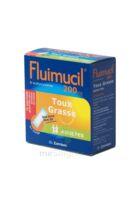 Fluimucil Expectorant Acetylcysteine 200 Mg Adultes Sans Sucre, Granulés Pour Solution Buvable En Sachet édulcorés à L'aspartam Et Au Sorbitol à SAINT-JEAN-DE-LIVERSAY