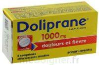 Doliprane 1000 Mg Comprimés Effervescents Sécables T/8 à SAINT-JEAN-DE-LIVERSAY