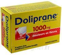Doliprane 1000 Mg Poudre Pour Solution Buvable En Sachet-dose B/8 à SAINT-JEAN-DE-LIVERSAY