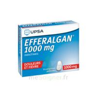 Efferalgan 1000 Mg Comprimés Pelliculés Plq/8 à SAINT-JEAN-DE-LIVERSAY