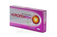 Nurofenfem 400 Mg, Comprimé Pelliculé à SAINT-JEAN-DE-LIVERSAY