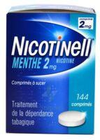 Nicotinell Menthe 2 Mg, Comprimé à Sucer Plaq/144 à SAINT-JEAN-DE-LIVERSAY