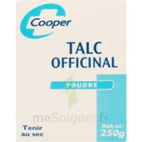 Cooper Talc, Bt 250 G à SAINT-JEAN-DE-LIVERSAY