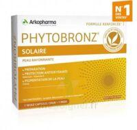 Phytobronz Solaire Caps Tous Types De Peaux 2b/30 à SAINT-JEAN-DE-LIVERSAY