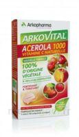 Arkovital Acérola 1000 Comprimés à Croquer B/30 à SAINT-JEAN-DE-LIVERSAY