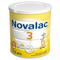Novalac 3 Lait De Croissance B/800g à SAINT-JEAN-DE-LIVERSAY