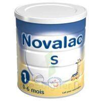 Novalac S 1 Lait En Poudre Satiétant 1er âge B/800g à SAINT-JEAN-DE-LIVERSAY