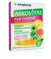 Arkovital Pur'energie Multivitamines Comprimés Dès 6 Ans B/30 à SAINT-JEAN-DE-LIVERSAY