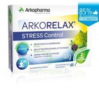 Arkorelax Stress Control Comprimés B/30 à SAINT-JEAN-DE-LIVERSAY