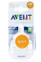 Tetine Avent Debit Rapide X 2 à SAINT-JEAN-DE-LIVERSAY