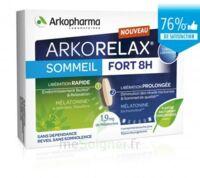 Arkorelax Sommeil Fort 8h Comprimés B/15 à SAINT-JEAN-DE-LIVERSAY