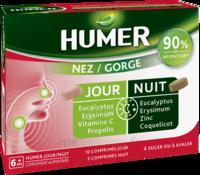 Humer Nez/gorge Jour&nuit 15 Comprimés à SAINT-JEAN-DE-LIVERSAY