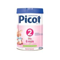 Picot Standard 2 Lait En Poudre B/800g à SAINT-JEAN-DE-LIVERSAY
