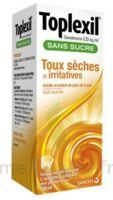 Toplexil 0,33 Mg/ml Sans Sucre Solution Buvable 150ml à SAINT-JEAN-DE-LIVERSAY