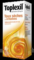 Toplexil 0,33 Mg/ml, Sirop 150ml à SAINT-JEAN-DE-LIVERSAY