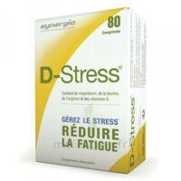 D-stress, Boite De 80 à SAINT-JEAN-DE-LIVERSAY