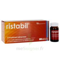 Ristabil Anti-fatigue Reconstituant Naturel B/10 à SAINT-JEAN-DE-LIVERSAY