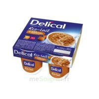 Delical Riz Au Lait Nutriment Caramel Pointe De Sel 4pots/200g à SAINT-JEAN-DE-LIVERSAY