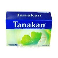 Tanakan 40 Mg, Comprimé Enrobé Pvc/alu/90 à SAINT-JEAN-DE-LIVERSAY