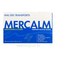 Mercalm, Comprimé Pelliculé Sécable à SAINT-JEAN-DE-LIVERSAY