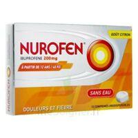 Nurofen 200 Mg, Comprimé Orodispersible à SAINT-JEAN-DE-LIVERSAY