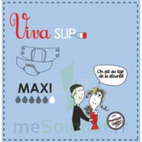Viva Slip - Maxi - Medium-protection - Changes Complets à SAINT-JEAN-DE-LIVERSAY