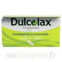 Dulcolax 10 Mg, Suppositoire à SAINT-JEAN-DE-LIVERSAY