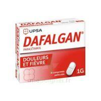 Dafalgan 1000 Mg Comprimés Pelliculés Plq/8 à SAINT-JEAN-DE-LIVERSAY