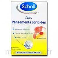 Scholl Pansements Coricides Cors à SAINT-JEAN-DE-LIVERSAY