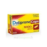 Dolipranecaps 1000 Mg Gélules Plq/8 à SAINT-JEAN-DE-LIVERSAY