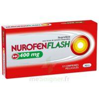Nurofenflash 400 Mg Comprimés Pelliculés Plq/12 à SAINT-JEAN-DE-LIVERSAY