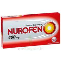 Nurofen 400 Mg Comprimés Enrobés Plq/12 à SAINT-JEAN-DE-LIVERSAY
