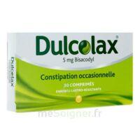 Dulcolax 5 Mg Comprimés Enrobés Gastro-résistants Plq/30 à SAINT-JEAN-DE-LIVERSAY