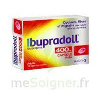 Ibupradoll 400 Mg Caps Molle Plq/10 à SAINT-JEAN-DE-LIVERSAY
