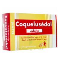 Coquelusedal Adultes, Suppositoire à SAINT-JEAN-DE-LIVERSAY