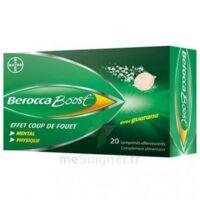 Beroccaboost Comprimés Effervescents B/20 à SAINT-JEAN-DE-LIVERSAY