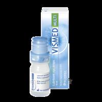 Vismed Multi Solution Oculaire Stérile Lubrifiante 10ml à SAINT-JEAN-DE-LIVERSAY